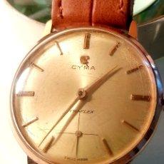 Relojes de pulsera: CYMA MANUAL AÑOS 60. CALIBRE R-0586-K. 36 MM. S/C. FUNCIONANDO BIEN. FOTOS Y DESCRIPCION.. Lote 172454457