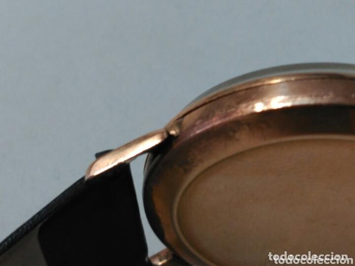 Relojes de pulsera: Reloj de caballero Cyma, en oro, carga manual, funcionando - Foto 17 - 63099488