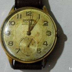 Relojes de pulsera: RELOJ DE PULSERA, MARCA DOGMA PRIMA, 15 RUBIS, DIAMETRO 37 MM, FUNCIONA. Lote 172581258