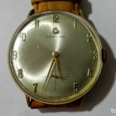Relojes de pulsera: RELOJ DE PULSERA, MARCA CERTINA, PLAQUE G 20, DIAMETRO 33 MM, FUNCIONA. Lote 172581479