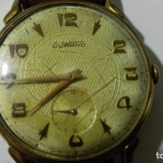 Relojes de pulsera: RELOJ DE PULSERA, MARCA DUWARD ANTIMAGNETIC, DIAMETRO 38 MM, FUNCIONA. Lote 172581832