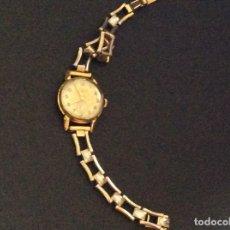 Relojes de pulsera: RELÓGIO DE SENHORA ( ANOS 60 ) MARCA PACKARD 17 RUBIS, SWISS MADE.. Lote 172868178