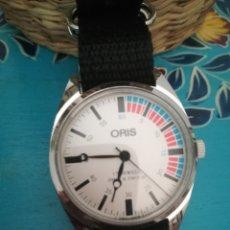 Relojes de pulsera: VINTAGE RELOJ ORIS SUIZO. CARGA MANUAL.. Lote 172937250