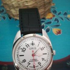 Relojes de pulsera: VINTAGE RELOJ ORIS SUIZO. CARGA MANUAL.. Lote 172938189