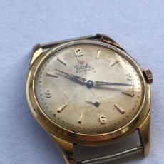 Relojes de pulsera: RELOJ TODI CHAPADO ORO. Lote 172966987
