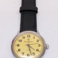 Relojes de pulsera: RELOJ HENRI SANDOZ & FILS CARGA MANUAL. Lote 182296117