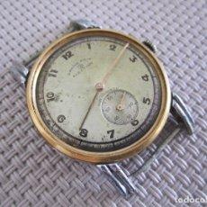 Relojes de pulsera: ANTIGUO RELOJ ELECTION GRAND PRIX CON SEGUNDERO CENTRAL - FUNCIONANDO!!!. Lote 173153715