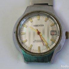 Relojes de pulsera: RELOJ DE PULSERA PARA HOMBRE - SORIENTER - CALENDAR / CALENDARIO / ANTIMAGNETIC -. Lote 173175750