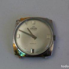 Relojes de pulsera: RELOJ OSCAR 17 RUBIS INCABLOC MADE IN SWISS . Lote 173177398
