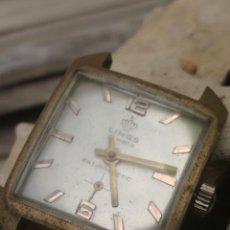 Relojes de pulsera: C1/6 RELOJ VINTAGE LINGS CUERDA PIEZAS. Lote 173397733
