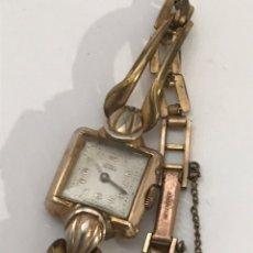 Relojes de pulsera: RELOJ FORTIS PARA SEÑORAS VINTAGE. Lote 173420828