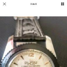 Relojes de pulsera: CUERVO Y SOBRINOS FMH WACH. Lote 173424534