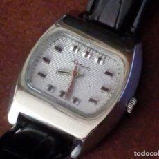 Relojes de pulsera: RELOJ DE CUERDA MANUAL, MARCA RAKETA(RUSO) FUNCIONANDO. Lote 173553112