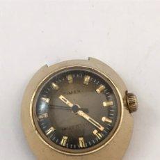 Relojes de pulsera: RELOJ TIMEX CARGA MANUAL VINTAGE. Lote 173627724