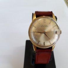 Relojes de pulsera: RELOJ FLICA DE CARGA MANUAL. Lote 173655463