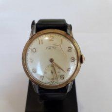 Relojes de pulsera: RELOJ FIRME DE CARGA MANUAL. Lote 173661289