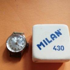 Relojes de pulsera: RELOJ TECHNOS FABRICADO EN SUIZA Nº 3179 FUNCIONA. Lote 173666534