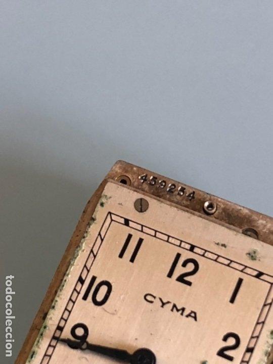 Relojes de pulsera: RELOJ CYMA ART DECO CAJA SUIZA AÑOS 30 - Foto 3 - 173819098