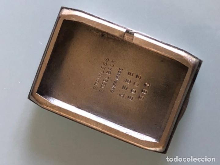 Relojes de pulsera: RELOJ CYMA ART DECO CAJA SUIZA AÑOS 30 - Foto 8 - 173819098