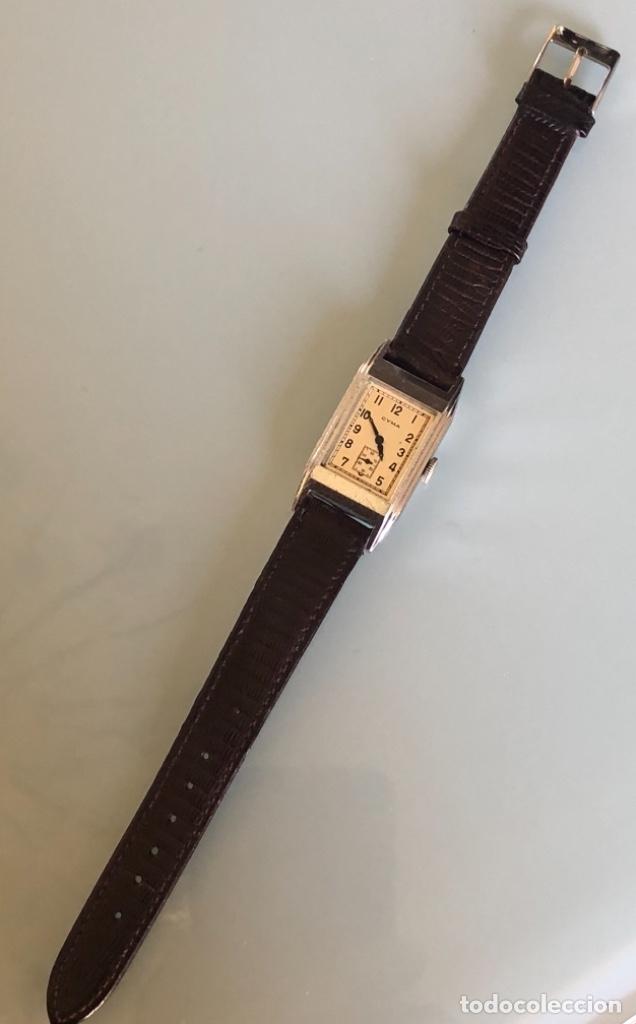 Relojes de pulsera: RELOJ CYMA ART DECO CAJA SUIZA AÑOS 30 - Foto 9 - 173819098