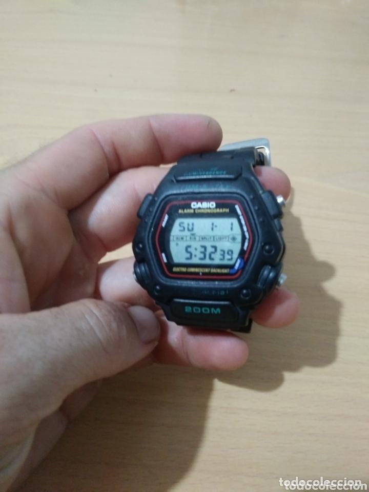 Relojes de pulsera: Reloj Casio Vintage DW-290-T. - Foto 2 - 173823358