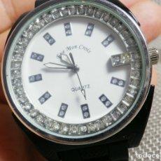 Relojes de pulsera: ELEGANTE EVEN MON CROIS DE CABALLERO FIN STOK FUNCIONA PERFECTAMENTE LOTE WATCHE. Lote 173862974