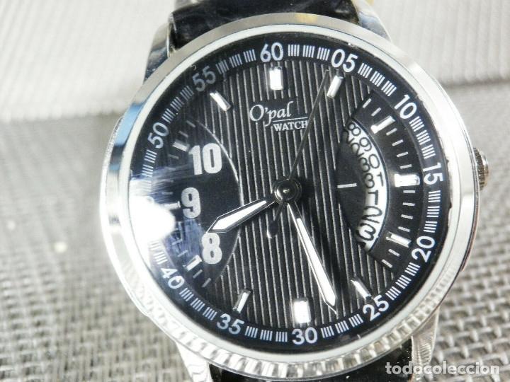 ELEGANTISIMO Y BELLISIMO O´PAL MONTREAL SIN USO FIN STOK FUNCIONA LOTE WATCHES (Relojes - Pulsera Carga Manual)