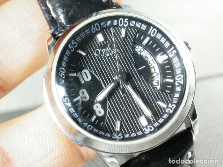 Relojes de pulsera: ELEGANTISIMO Y BELLISIMO O´PAL MONTREAL SIN USO FIN STOK FUNCIONA LOTE WATCHES - Foto 2 - 173870080
