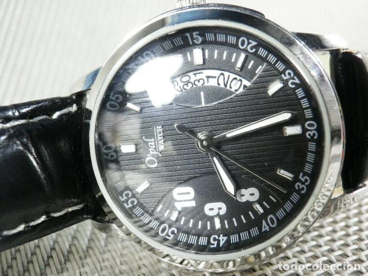 Relojes de pulsera: ELEGANTISIMO Y BELLISIMO O´PAL MONTREAL SIN USO FIN STOK FUNCIONA LOTE WATCHES - Foto 3 - 173870080