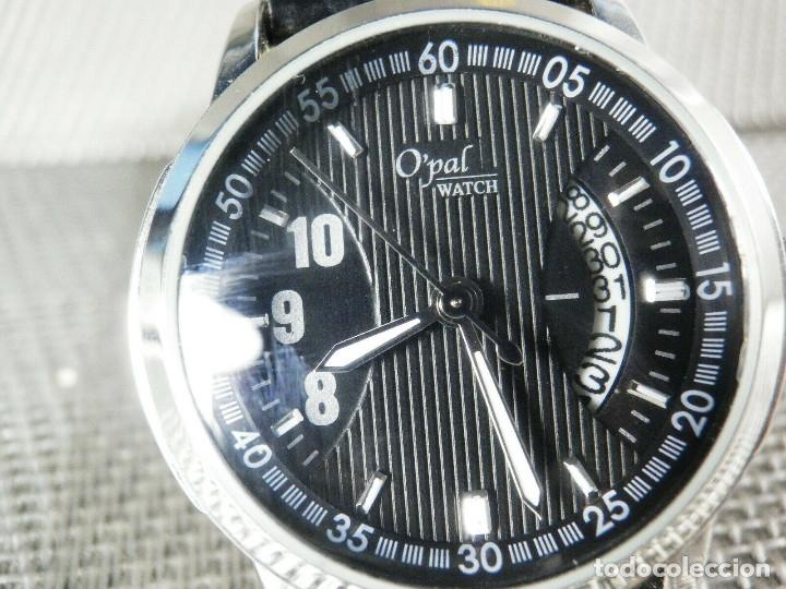 Relojes de pulsera: ELEGANTISIMO Y BELLISIMO O´PAL MONTREAL SIN USO FIN STOK FUNCIONA LOTE WATCHES - Foto 4 - 173870080