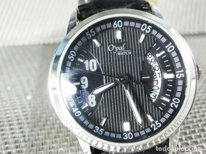 Relojes de pulsera: ELEGANTISIMO Y BELLISIMO O´PAL MONTREAL SIN USO FIN STOK FUNCIONA LOTE WATCHES - Foto 5 - 173870080