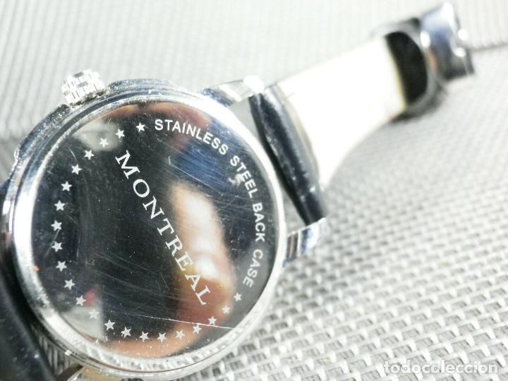 Relojes de pulsera: ELEGANTISIMO Y BELLISIMO O´PAL MONTREAL SIN USO FIN STOK FUNCIONA LOTE WATCHES - Foto 6 - 173870080