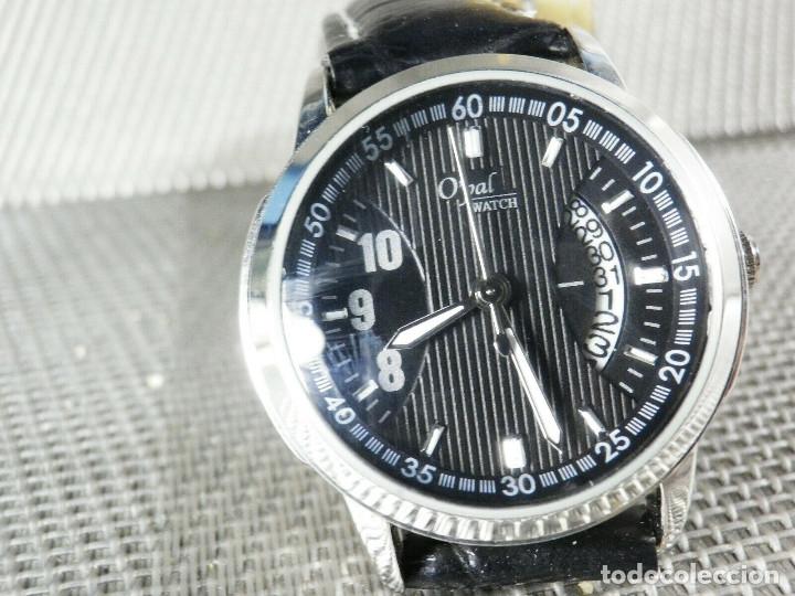 Relojes de pulsera: ELEGANTISIMO Y BELLISIMO O´PAL MONTREAL SIN USO FIN STOK FUNCIONA LOTE WATCHES - Foto 7 - 173870080