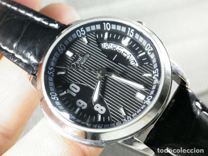 Relojes de pulsera: ELEGANTISIMO Y BELLISIMO O´PAL MONTREAL SIN USO FIN STOK FUNCIONA LOTE WATCHES - Foto 9 - 173870080