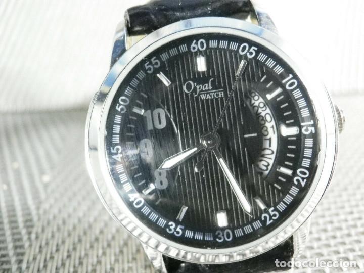 Relojes de pulsera: ELEGANTISIMO Y BELLISIMO O´PAL MONTREAL SIN USO FIN STOK FUNCIONA LOTE WATCHES - Foto 11 - 173870080