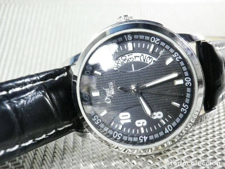 Relojes de pulsera: ELEGANTISIMO Y BELLISIMO O´PAL MONTREAL SIN USO FIN STOK FUNCIONA LOTE WATCHES - Foto 12 - 173870080