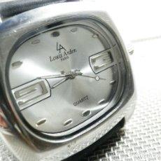 Relojes de pulsera: PRECIOSO ELEGANTE LOUIS ARDEN DE CABALLERO MODELO PARIS FIN STOK LOTE WATCHES. Lote 173870480