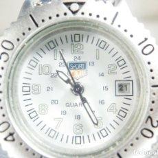 Relojes de pulsera: DEPORTIVO SPORT TIME FINALES AÑO 90 FIN STOK FUNCIONA MUY EXACTO LOTE WATCHES. Lote 173880624