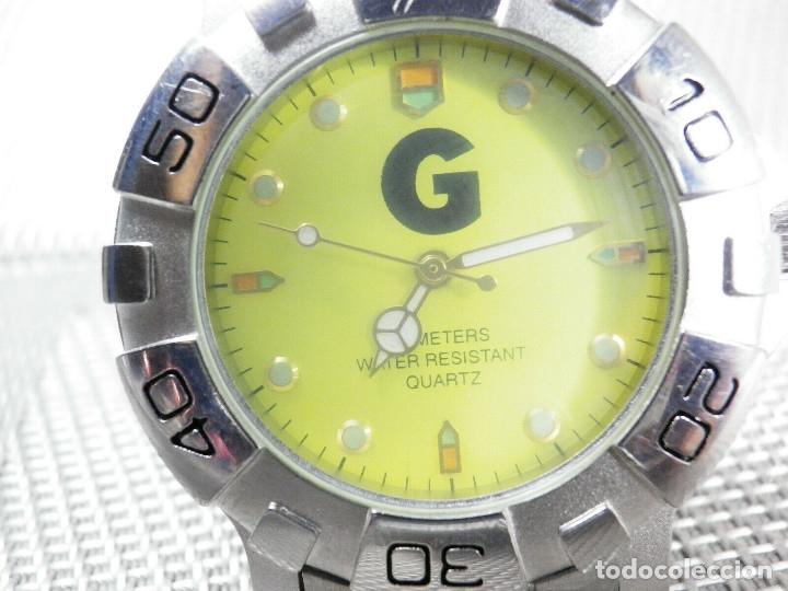 DEPORTIVO GRAFICC CABALLERO AÑOS 90 ANTIGUO STOK FUNCIONA PERFECTO LOTE WATCHES (Relojes - Pulsera Carga Manual)
