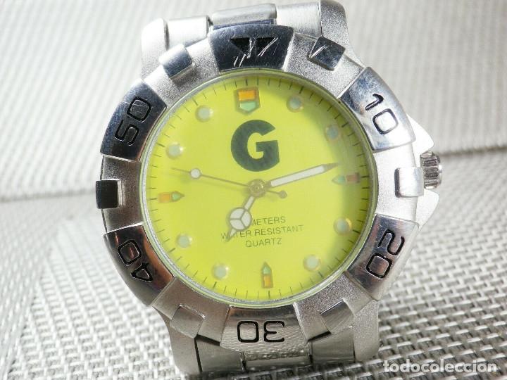 Relojes de pulsera: DEPORTIVO GRAFICC CABALLERO AÑOS 90 ANTIGUO STOK FUNCIONA PERFECTO LOTE WATCHES - Foto 4 - 173881113