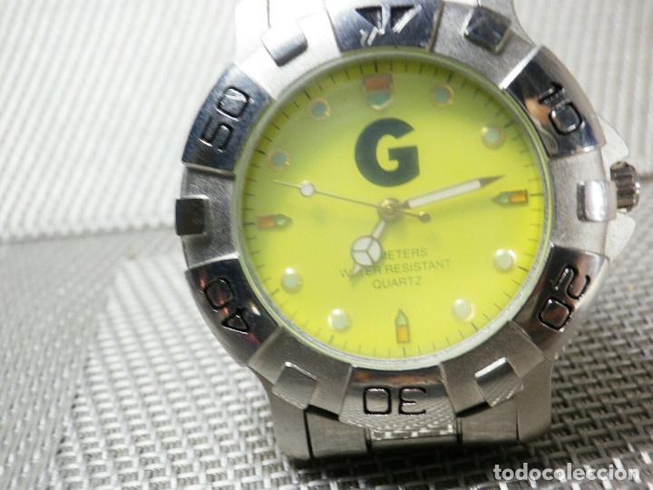 Relojes de pulsera: DEPORTIVO GRAFICC CABALLERO AÑOS 90 ANTIGUO STOK FUNCIONA PERFECTO LOTE WATCHES - Foto 6 - 173881113
