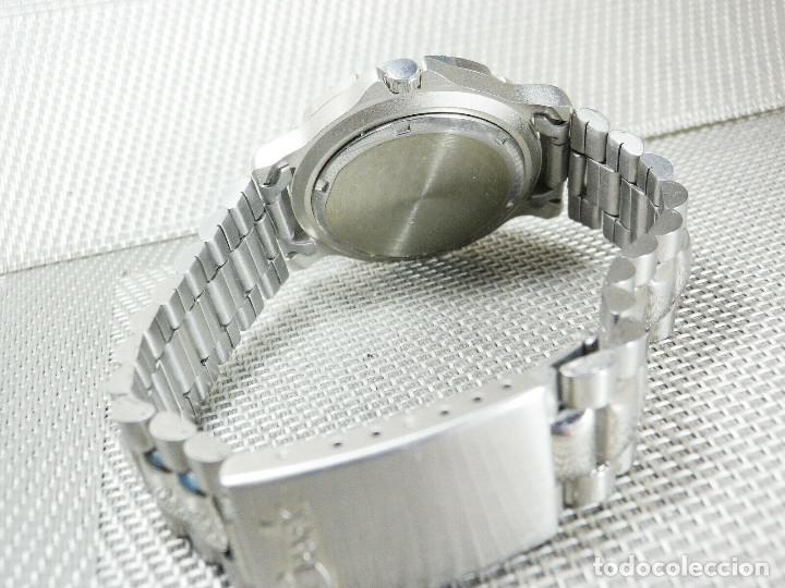 Relojes de pulsera: DEPORTIVO GRAFICC CABALLERO AÑOS 90 ANTIGUO STOK FUNCIONA PERFECTO LOTE WATCHES - Foto 7 - 173881113