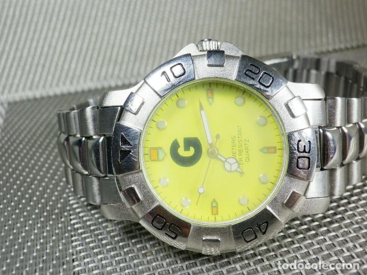 Relojes de pulsera: DEPORTIVO GRAFICC CABALLERO AÑOS 90 ANTIGUO STOK FUNCIONA PERFECTO LOTE WATCHES - Foto 8 - 173881113
