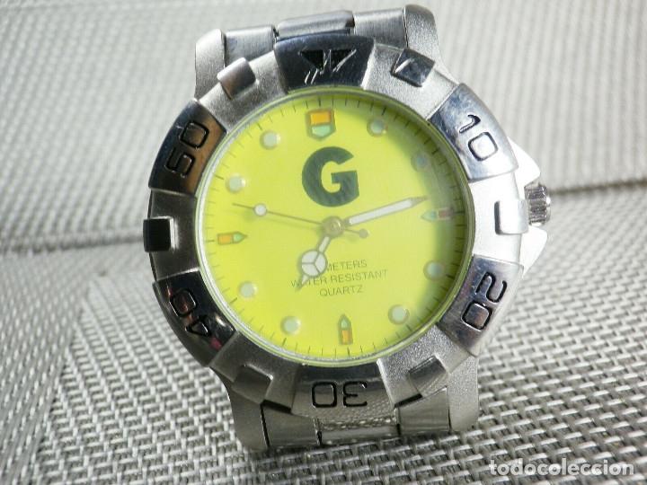 Relojes de pulsera: DEPORTIVO GRAFICC CABALLERO AÑOS 90 ANTIGUO STOK FUNCIONA PERFECTO LOTE WATCHES - Foto 9 - 173881113