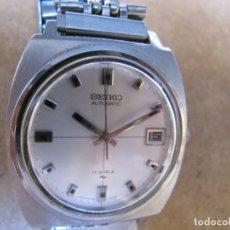 Relojes de pulsera: ANTIGUO RELOJ AUTOMÁTICO SEIKO 17 RUBIS. Lote 173882962