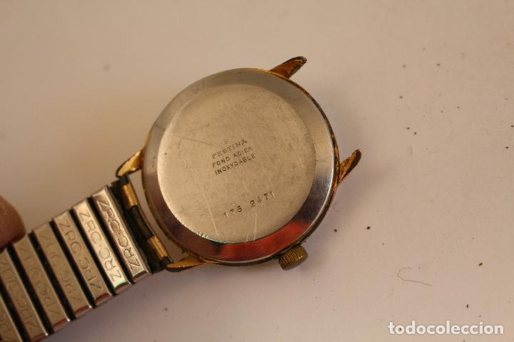Relojes de pulsera: reloj de caballero FESTINA EXTRA,17 RUBIS - Foto 5 - 173890577