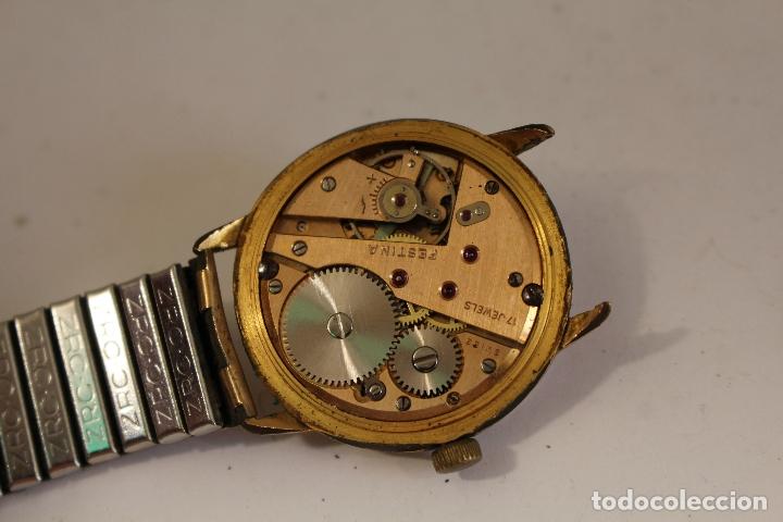 Relojes de pulsera: reloj de caballero FESTINA EXTRA,17 RUBIS - Foto 8 - 173890577