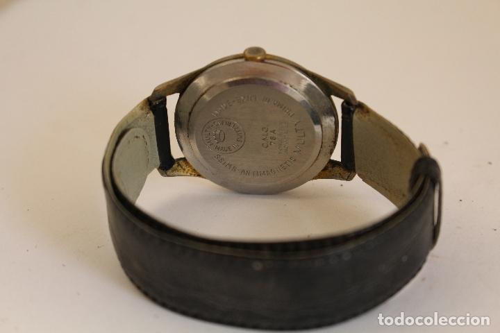 Relojes de pulsera: reloj multy prima superflat 21 datomatic - Foto 5 - 173890752