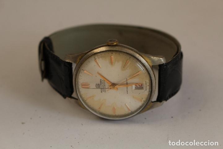 Relojes de pulsera: reloj multy prima superflat 21 datomatic - Foto 6 - 173890752