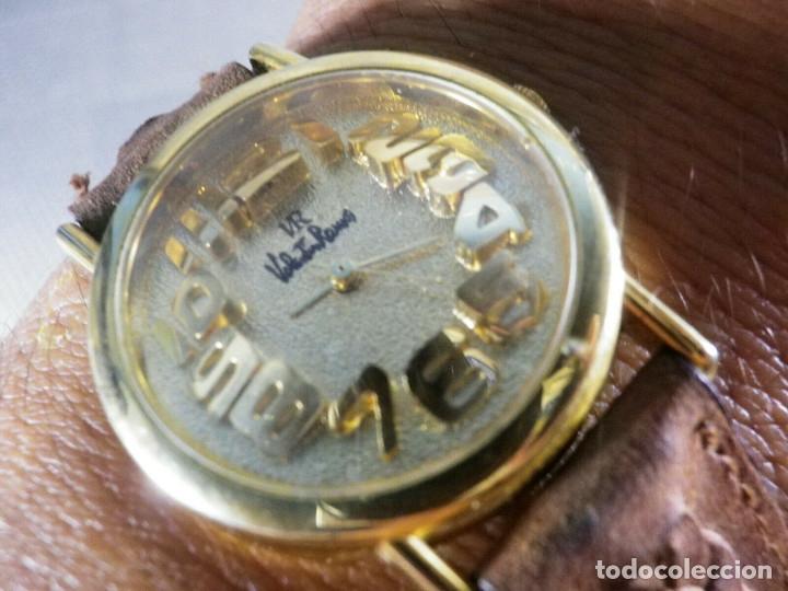Relojes de pulsera: PRECIOSO RELOJ AÑOS 90 FIN STOK INUSUAL Y PRECIOSO DISEÑO FUNCIONA LOTE WATCHES - Foto 6 - 173996832